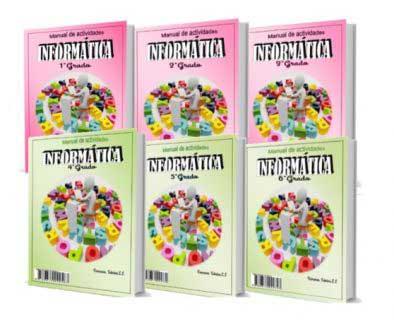 6 libros de informatica pdf para niños