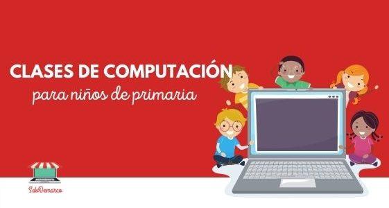 clases de computacion para niños