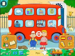 aprende ingles con pipo el autobus