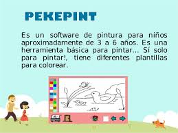 Pekepint software