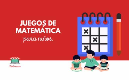 juegos matematicos divertidos para niños