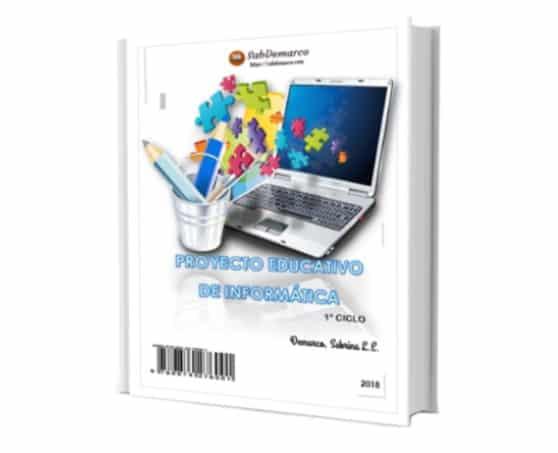 Proyectos educativos de informatica