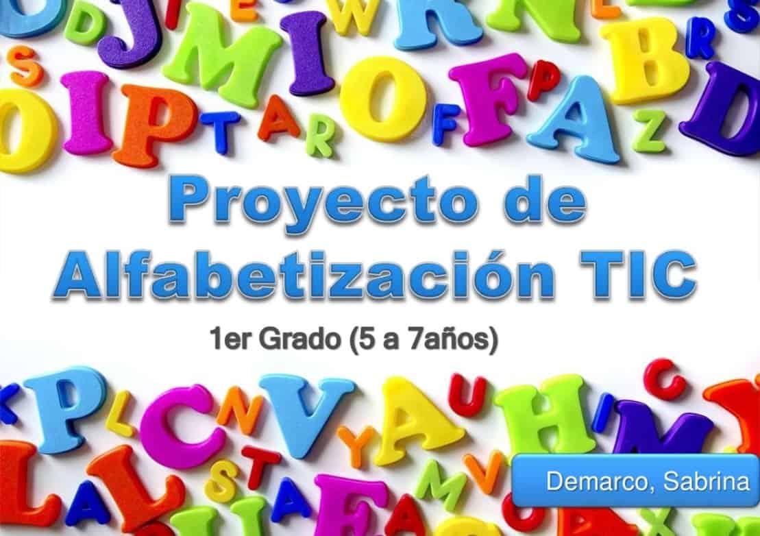 Alfabetización y las TIC
